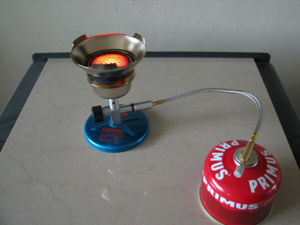 Gerry Mini Stoves Adapter Conversion Kit