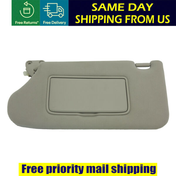 New Driver Left Sun Visor Shade Lighted Mirror 96401-3TA2A for Nissan Altima US $86.99
