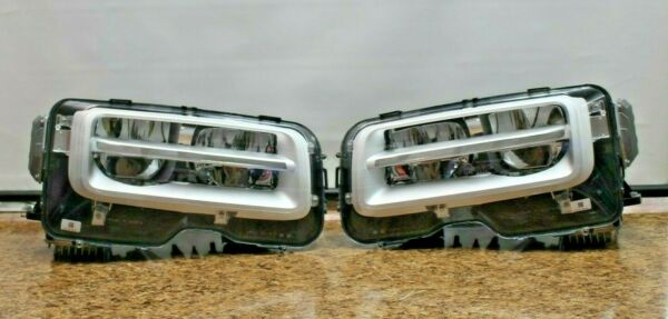 Rolls Royce Phantom Coupe & Drophead LED Headlight RIGHT AND LEFT SIDE ASSEMBLED