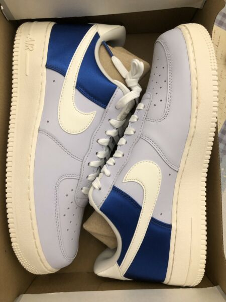 Nike Air Force 1 '07 QS Low Toronto Blue Jays City Pride Royal AH8462-401 10.5