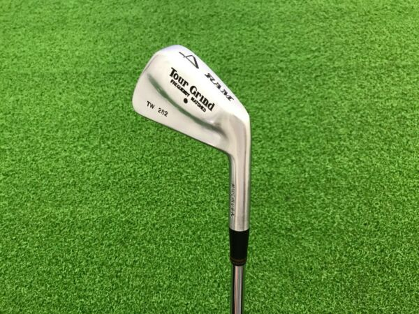 RARE Ram Golf TOUR GRIND TW 282 Frequency Matched 4 IRON Right Steel S300 STIFF