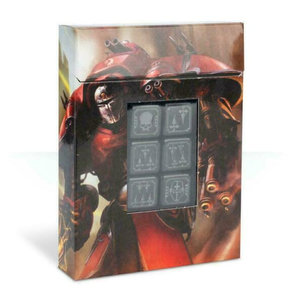 Imperial Knights Dice Warhammer 40K Pack 20x 16mm Dice Games Workshop