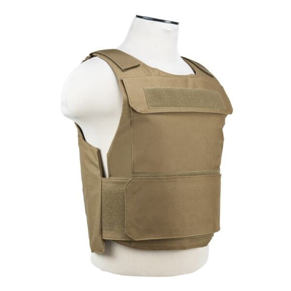 Discreet Plate Carrier 4 Color 3 Size XS S MED L XL XXL 2XL Hard Soft Body Armor $37.99