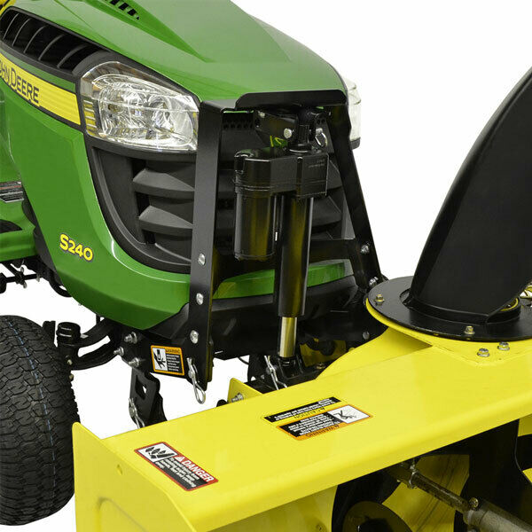 John Deere Electric Lift Kit 100S240 Series with 700AM Snow Blower
