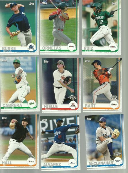 2019 Topps Pro Debut  - U PICK  YOUR CHOICE MAKE YOUR OWN LOT .99 SHIPPING