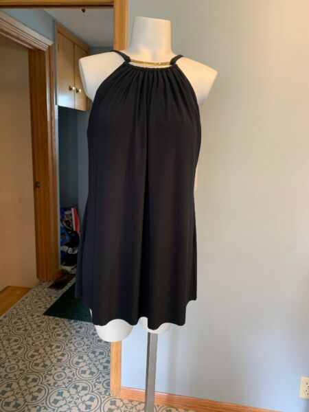 Magicsuit  Underwire Allover Slimming Swim Dress Size 8 in Black Msrp $166.
