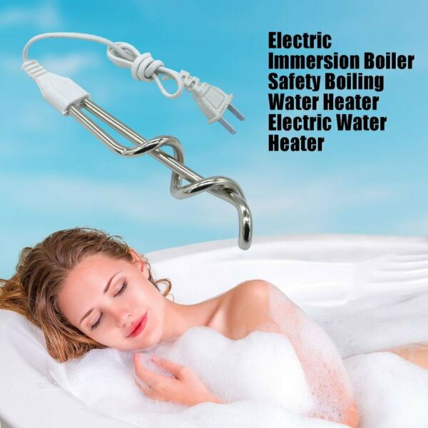 Electric Immersion Boiler Safety Boiling Water Heater Electric Water Heater KW