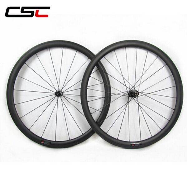 Cyclocross carbon Bicycle Wheelset Disc Brake 6 Bolt DT 350 swiss Hub 24-88mm