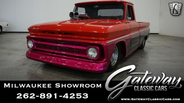 1966 Chevrolet C-10 -- 355 Supercharged Small Block V8 1966 Chevrolet C10  Truck 355 Supercharged Small