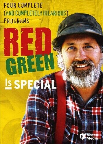 RED GREEN IS SPECIAL