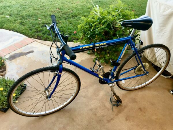 1991 Schwinn CrissCross Road Bike - Great Condition Barely Used