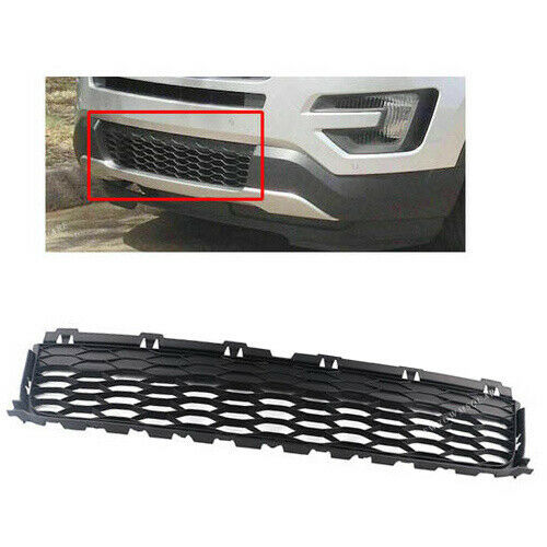Front Lower Bumper Grille Grill Black New for Ford Explorer 2016 2017