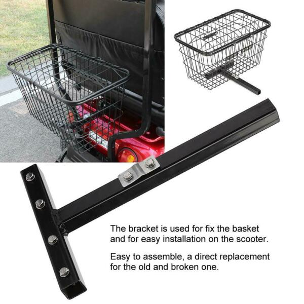 1X Bracket Rear Basket Accessory Tool for Pride Mobility Scooter Basket Part $29.52