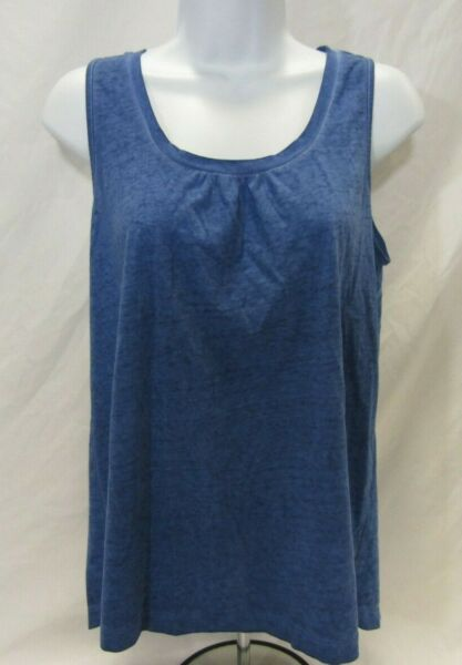 Women's Medium Blue Sonoma Tank Top