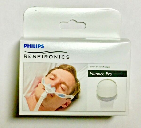 Philips Respironics Nuance PRO Replacement Headgear PN 1105178