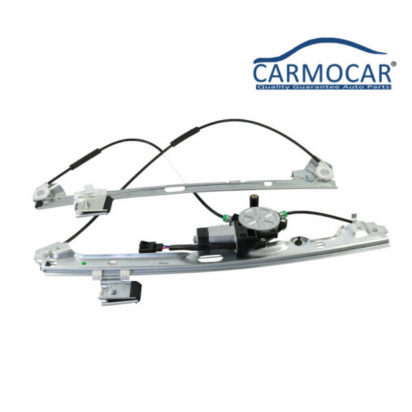 New Front Driver Side Power Window Regulator w Motor For Chevy GMC Cadillac