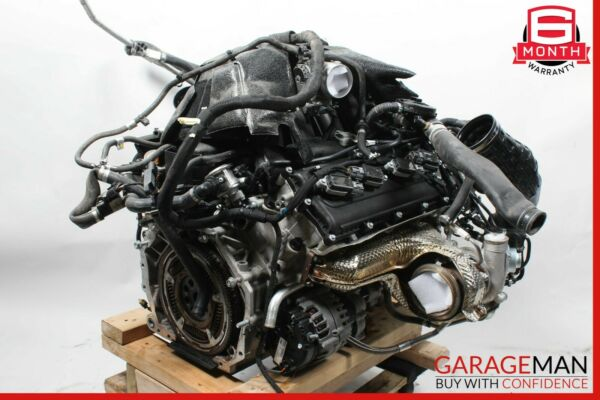 15-17 McLaren 650S Complete Twin Turbo Engine Motor Block Assembly OEM 9k