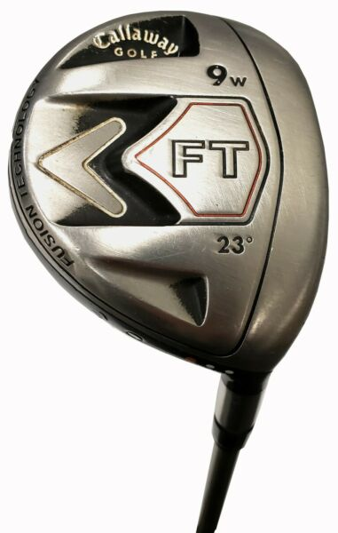 Used [Callaway]  FT 9 Wood Draw 23° Flex Ladies-Right Handed NO HC