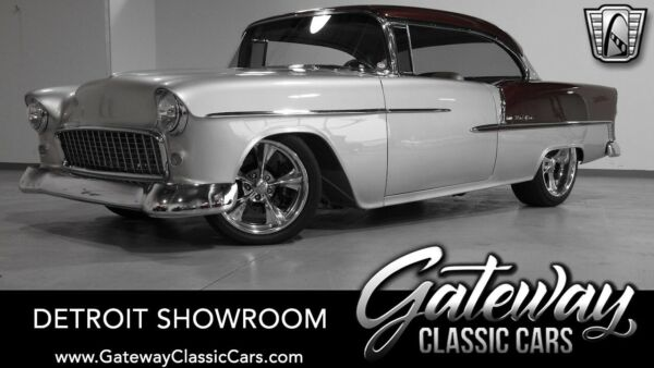 1955 Chevrolet Bel Air150210  1955 Chevrolet Bel Air  596 Miles Coupe 6.0L LS V8 4 Speed Automatic