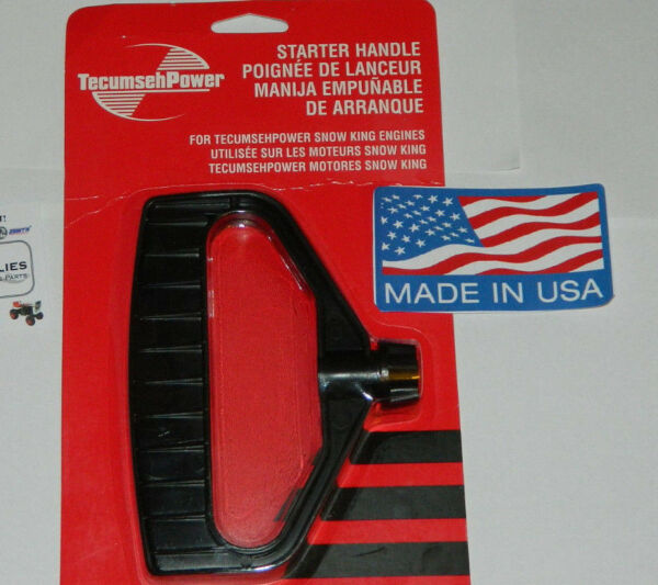 LCT Ariens Starter handle grip mitten style 06031 SnoTek engines made by LCT