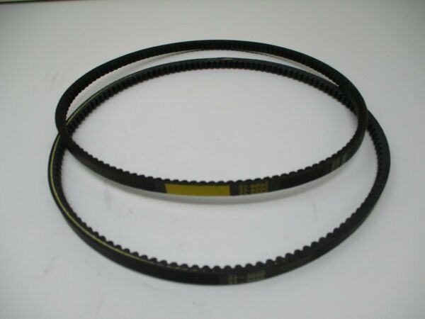 2 Toro Snow thrower Traction V Belt 37 9090 Auger 37 9080 Toro 521 421 522