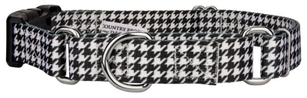 Country Brook Petz® Houndstooth Martingale with Deluxe Buckle $13.95