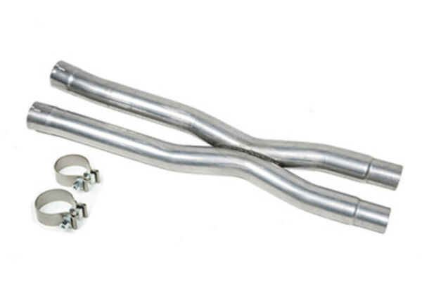 ROUSH PERFORMANCE PARTS Exhaust X Pipe Kit 15 17 5.0L Mustang GT P N 422046 $267.79