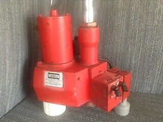 Western Solenoid Isarmatic Hydraulics Snow Plow - Hydraulic Unit Pump WORKS