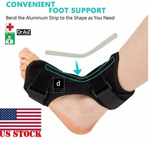 Plantar Fasciitis Night Splint Brace for Plantar Fasciitis Blue