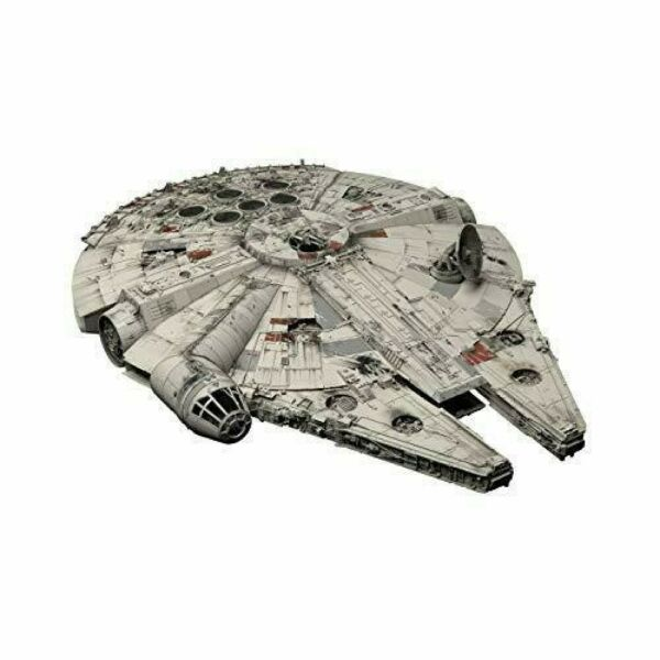 Premium BANDAI PERFECT GRADE 172 MILLENNIUM FALCON Kit 1:72 4549660163848