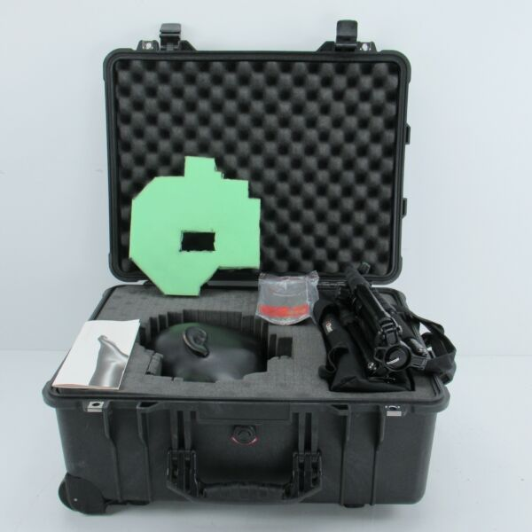 PHANTOM LABORATORY X-RAY PHANTOM HEAD WITH CASE AND TRIPOD - 564S