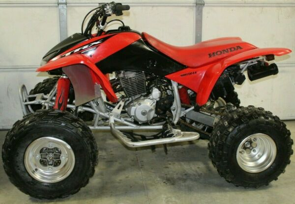 2005 2007 Honda 400EX AIR SHROUDS amp; BOLTS AIR Engine Cooler Scoops STICKERS ✅ $69.99