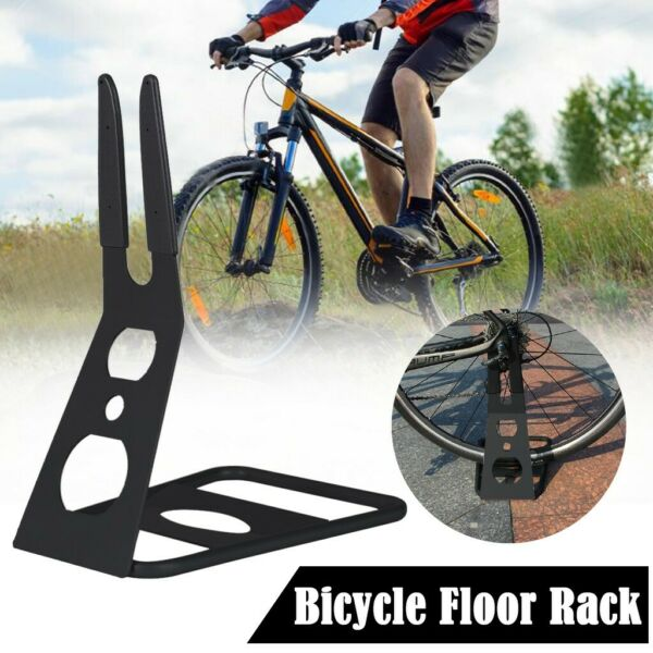 Bike Parking Stand Storage Bicycle Rack Floor Mount Holder Repair Power Steel US $26.74