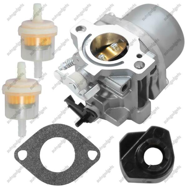 Carburetor For Briggs & Stratton Walbro LMT 5-4993 with Mounting Gasket