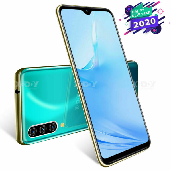 Neu Android Smartphone Note 7 Handy Ohne Vertrag Dual SIM Quad Core 6,3 Zoll HD+