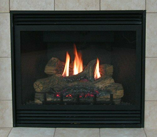 Empire Tahoe Deluxe Direct Vent Propane Fireplace - 32