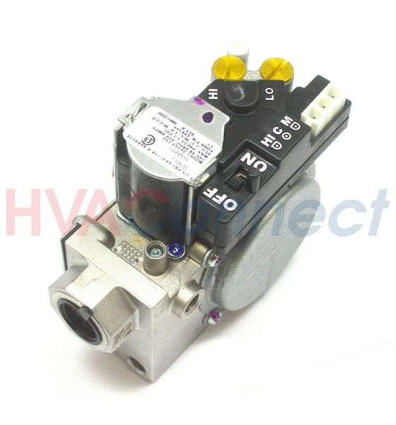 New OEM York Luxaire Coleman Furnace 24V Gas Valve S1 02535395000 S1 02538915000 $219.95
