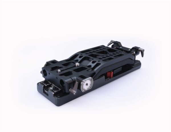 Tilta BS-T10 15MM Baseplate w should Pad & VCT-U14 V-Lock Plate For SONY FS7