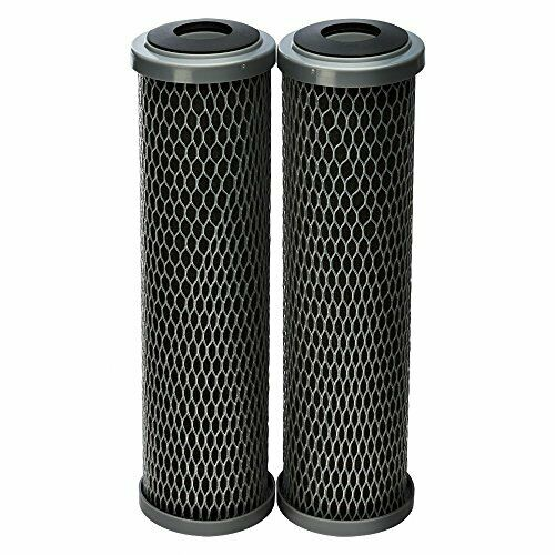 Culligan 5 Micron Carbon Water Filter Cartridge Water Filters Pack of 2