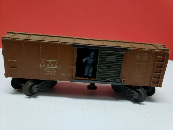 Lionel New York System Central NYC 159000 Operating Boxcar X3464 FC26 T K 297 $24.95