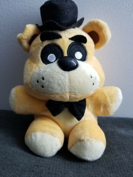 FNAF Five Nights at Freddy's Collector Golden Freddy Doll Plush Cute Kids Gift