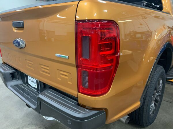 Smoked Tail Light Inserts for 2019 2020 Ford Ranger