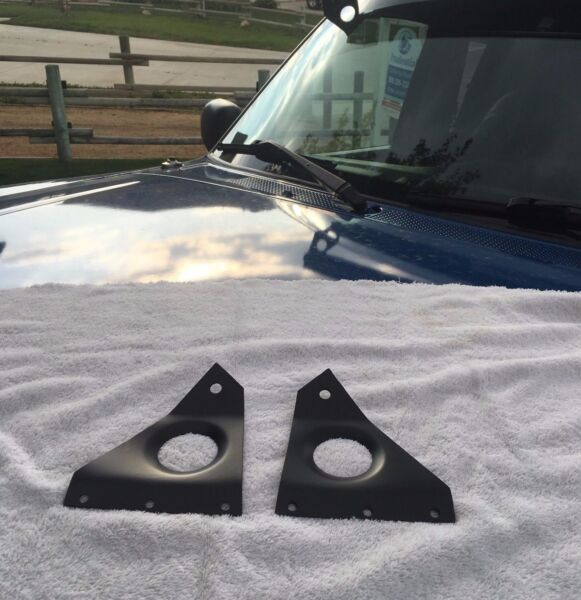 1993 2011 Ford Ranger LED Light Bar Roof mount bracket 50quot; Curved led lightbar $39.99
