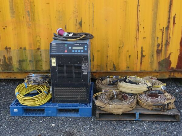 Miller ProHeat 35 Induction Heat System Blankets Cables 907271 460 575v $14500.00
