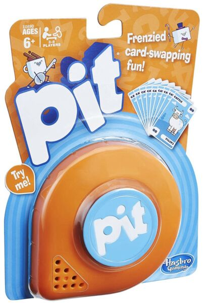 Pit Game by Hasbro Games Fun Family Game