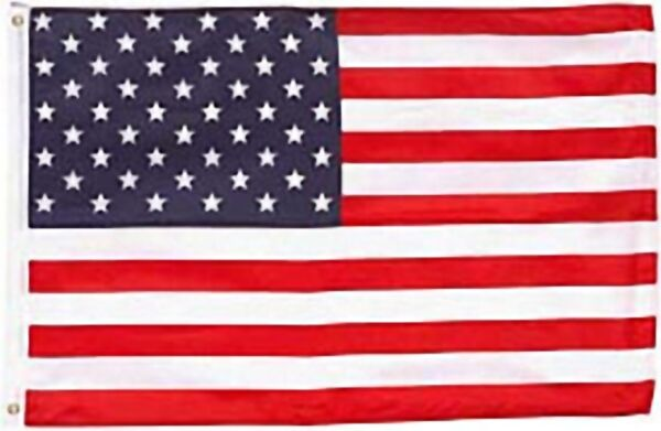 Huge Low Cost 3#x27; x 5#x27; American Flag shipped from Canada C $7.99
