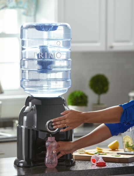 Water Dispenser 5 Gallon Counter Top Table Water Coolers Jugs Home Kitchen New $42.98