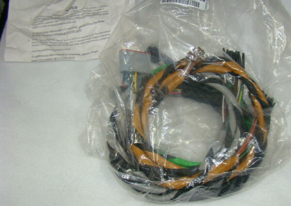 Dodge Ram Heavy Duty Vehicle System Interface Module (VSIM) Wiring Kit Upfitter
