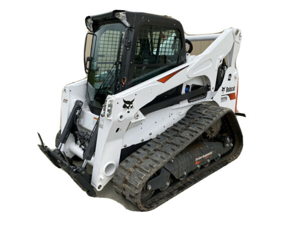 2019 BOBCAT T870 TRACK SKID STEER Only ****48 Hours*****