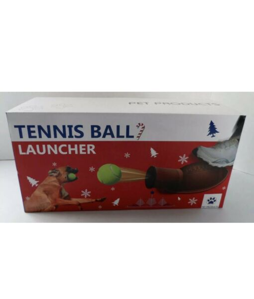 Small Automatic Dog Ball Launcher Mini